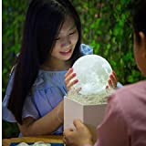 3D Space Light-3D Printing Stepless Dimmable Lamp