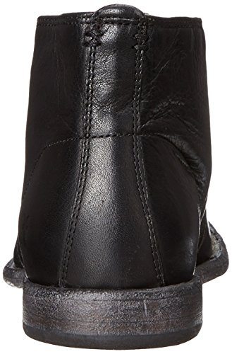 Frye Heren Phillip Chukka Boot Zwarte Vintage Leren