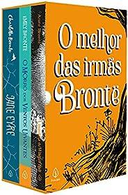 Box O melhor das irmãs Brontë