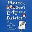 Please Don't Eat the Daisies Audiobook by Jean Kerr Narrated by Marni Webb