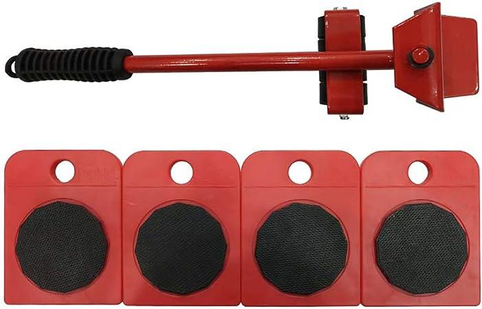 200 kg de muebles Roller mango roll brett para todos los suelos 4 x transporte Roller en el set