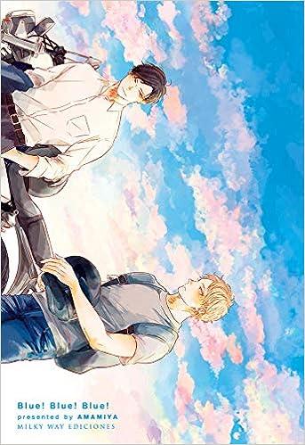 Blue! Blue! Blue! por Amamiya epub