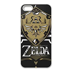 Happy ZELDA Cell Phone Case for Iphone 5s