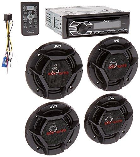 Pioneer DEH 150MP JVC Speaker Factory