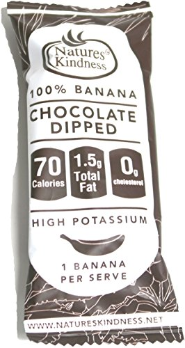 NaturesKindness-Premium-Chocolate-Dipped-Banana-Individually-Wrapped-14lb-25-Bananas-Value-Pack-New-Innovative-Solar-Dome-Technology