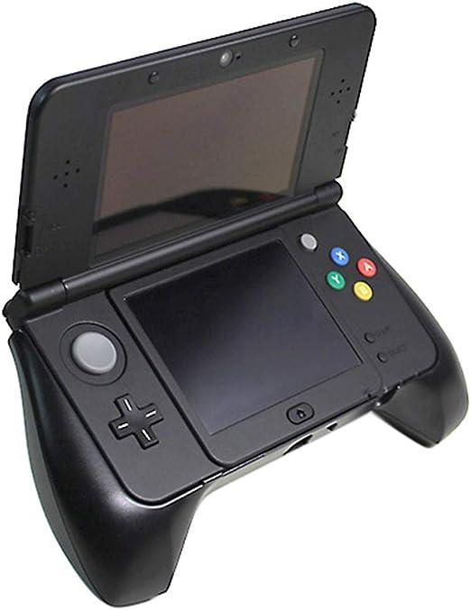 Soporte de plástico para Nintendo 3DS con mango de agarre de mano para Nintendo Switch Diadia, color negro: Amazon.es: Iluminación