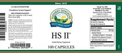 HS II - Cardiovascular Health - 100 Caps