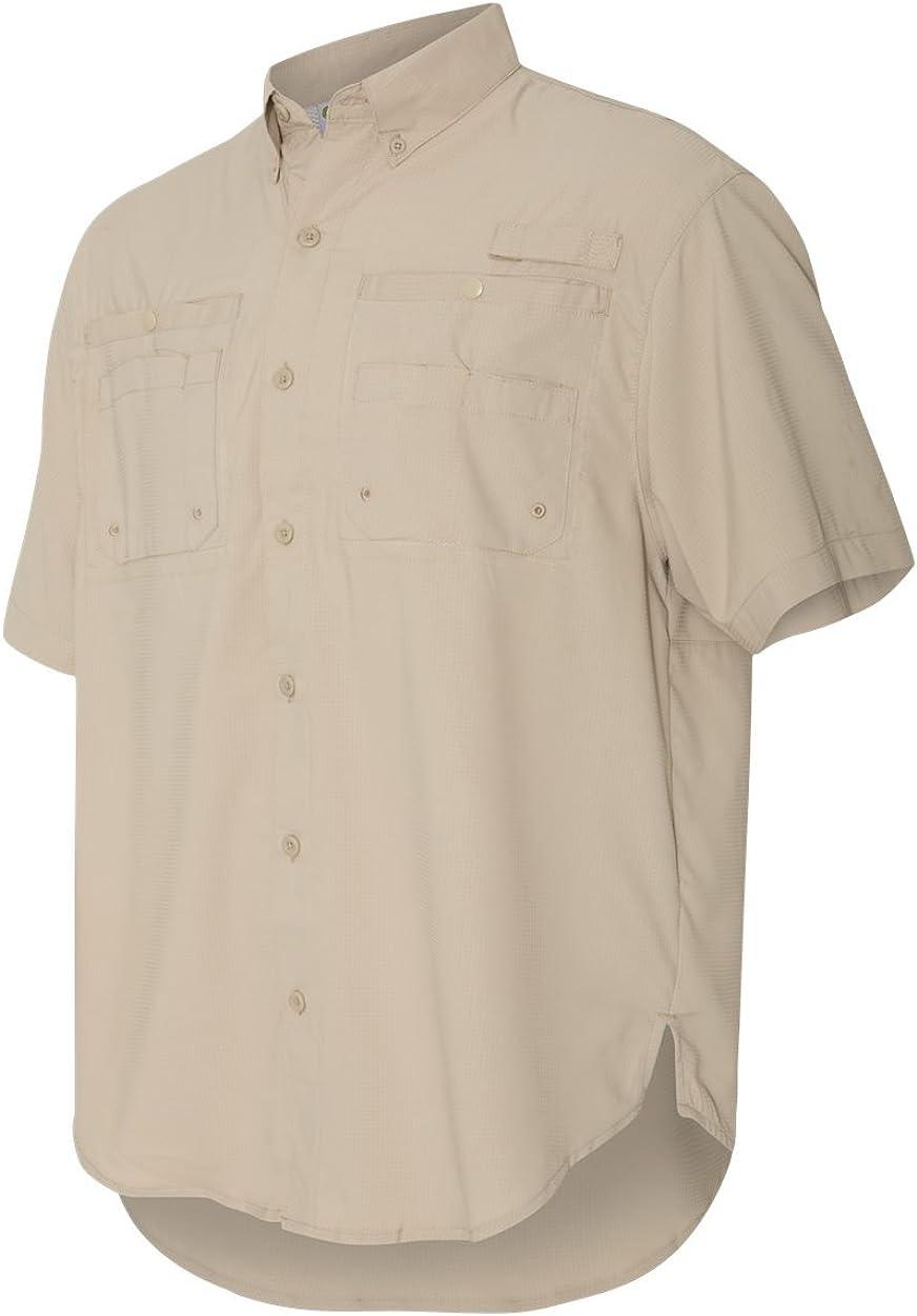 ZP2297 Hilton Baja Short Sleeve Fishing Shirt