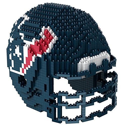 Houston Texans 3D Brxlz - Helmet