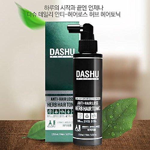 Dashu Anti Hair Loss Herb Hair Tonic by Dashu