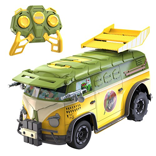 NIKKO 9045 R/C Teenage Mutant Ninja Turtle Party Van