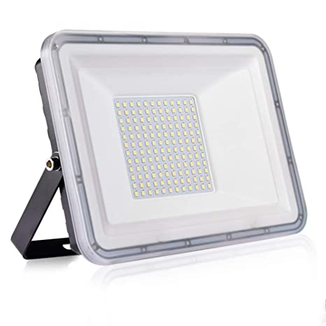 100W Proyector LED exterior IP67 Impermeable Foco exterior 10000 ...