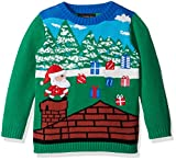 Product review for Blizzard Bay Boys' Santa Video Game Xmas Sweater