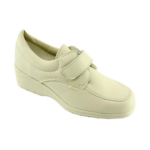 Bopy Deluge Tenis Zapatillas Deportivas Velcro para Mujer Zapatos de Deporte Scratch Confortable y pies sensibles