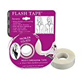 Braza Flash Tape - 2 Sided Clothing Tape (1), White, 20 ft roll
