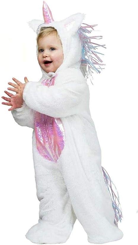 Disfraz de Unicornio niño - De 4 a 5 años: Amazon.es: Bebé