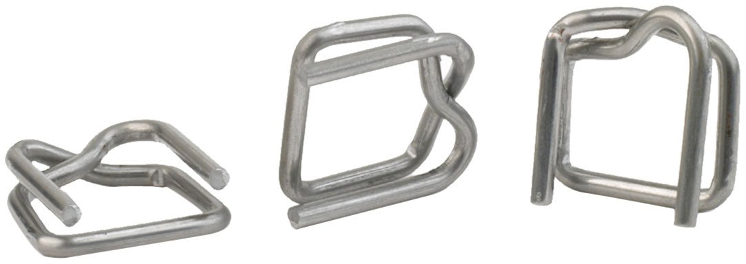 PAC Strapping B-5A 5/8'' Wire Buckle by PAC Strapping Products