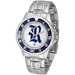 Rice University Owls Men's Stainless Steel Watch