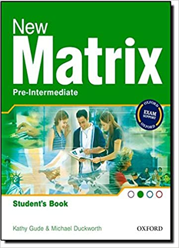 Matrix Intermediate Students Book