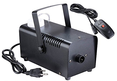 MADOWL 400w Smoke Fog Machine, Use For Disco, Ballroom, KTV, Bar ,Club, Party, Wedding
