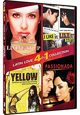 4 in 1 Latin Romance - 4 Movie Collection
