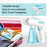 Steamer for Clothes Mini Portable 1200W Powerful