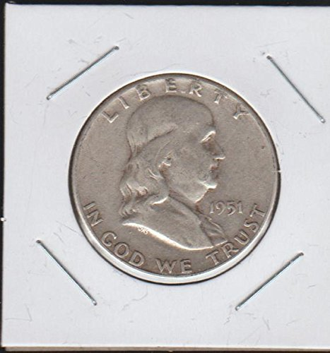 1951 Franklin (1948-1963) Half Dollar Fine ()