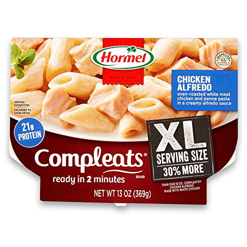 Compleats Chicken Hormel - Hormel Compleats XL Chicken Alfredo (Pack of 5)