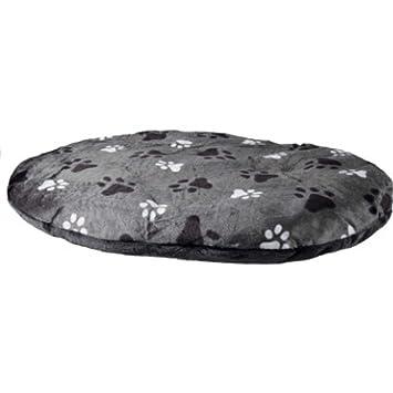 Trixie 10745 - Cojín de Gino Cama para Perros Camilla Espacio Diseño de Huellas: Amazon.es: Productos para mascotas