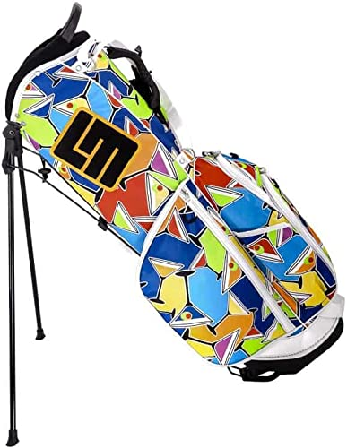 Loudmouth Cocktail Party 8.5 Inch Double Strap Golf Bag