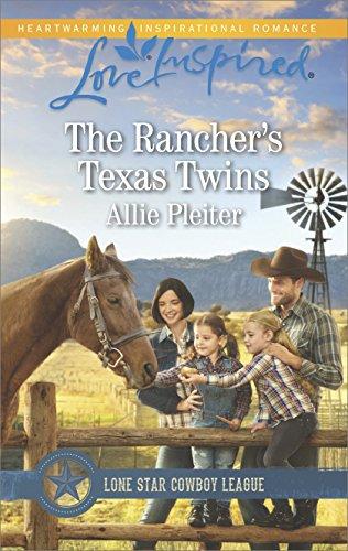 (The Rancher's Texas Twins: A Fresh-Start Family Romance (Lone Star Cowboy League: Boys Ranch Book 6))