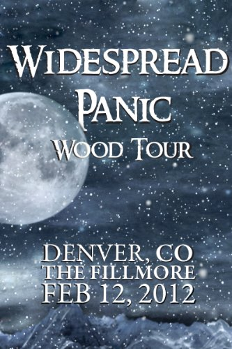 Widespread Panic: Wood Tour - Denver, CO The Fillmore February 12, 2012 (Live Performance)