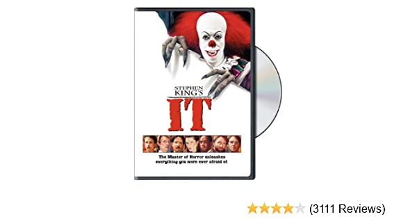 Amazon com: Stephen King's It (Double Sided Disc): Tommy Lee