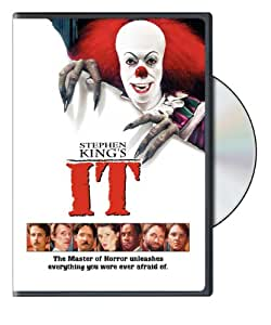 Stephen King's It (Double Sided Disc)