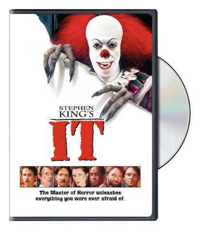 Stephen King's It (Double Sided Disc) -