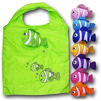Amazon.com: Shopping Bags, Anseahawk Reusable Shopping Tote Bag ...