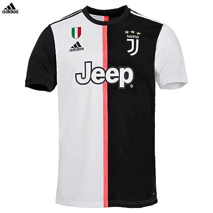 MAESTRI DEL CALCIO Minikit Gara Home Bambino F.C Juventus Juve 2019//2020 Personalizzato Personalizzabile Ronaldo CR7 Chiellini Mandzukic