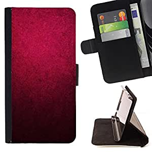- purple watercolor black color wallpaper - - Prima caja de la PU billetera de cuero con ranuras para tarjetas, efectivo desmontable correa para l Funny HouseFOR Apple Iphone 6