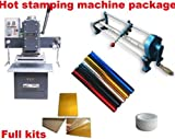 Professional Hot Foil Stamping Machine Business Start up Full Kits. Foil Stamper Printer-PCT-65