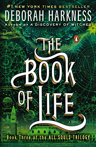 The Book of Life: A Novel (All Souls Trilogy, Book 3) (Best Sci Fi Tv Shows Of All Time)