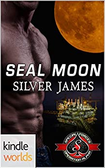 Special Forces: Operation Alpha: SEAL Moon (Kindle Worlds Novella) by [James, Silver]