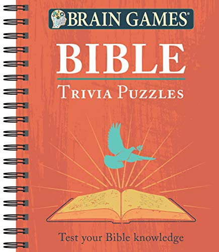 - Brain Games - Bible Trivia Puzzles