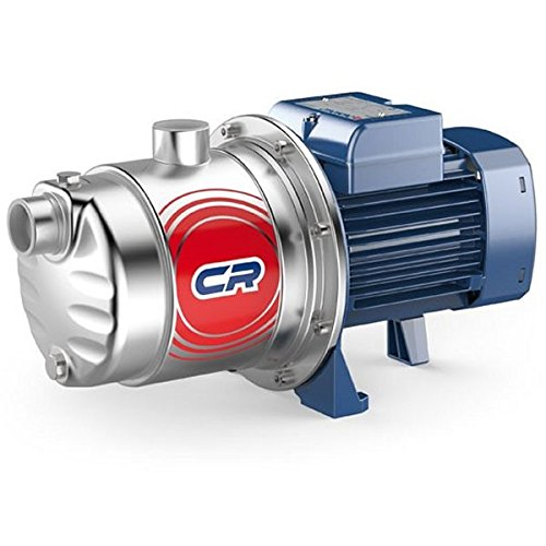 Stainless Steel 304 Multi Stage Centrifugal Pump 3CR 80-N 0,6Hp 400V Pedrollo