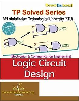 Amazon.in: Buy Logic Circuit Design (KTU - B.Tech Third Semester ...