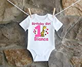Baby Giraffe 1st And 2nd Birthday Shirt For Girls, Baby Giraffe 1st Birthday Shirt For Toddlers, Baby Giraffe 2nd Birthday Shirt For Toddlers