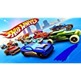 Hot Wheels Edible Cake Image Frosting Sheet Cake Party Decoration Topper