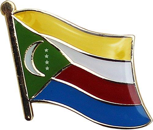 Comoros - National Lapel Pin
