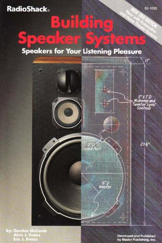 Building Speaker Systems 3RD Edition