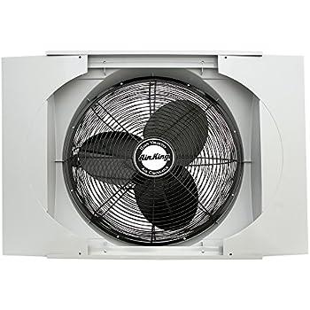 Amazon Com Lasko 2155a Electrically Reversible Window Fan