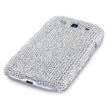 Funda Carcasa Samsung Galaxy S3 / S 3 SIII i9300 Diamantes ...